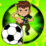 Ben 10 Soccer Penalties Game